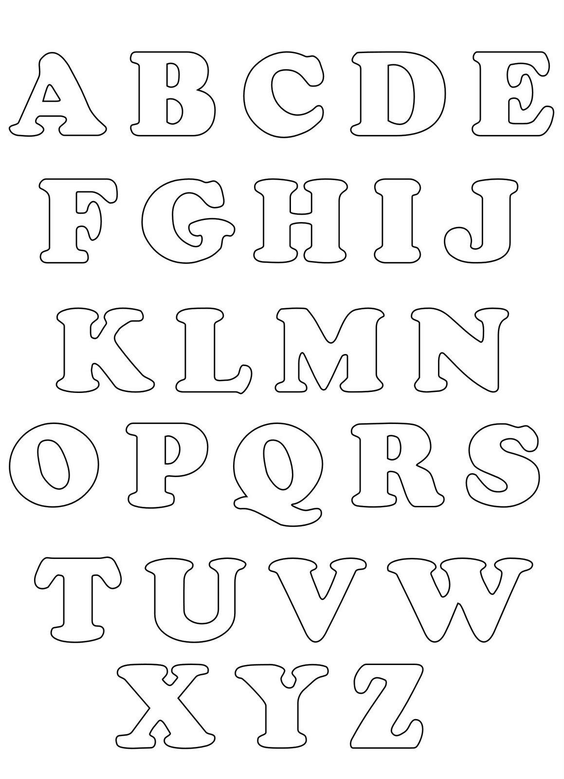 Colección de imágenes de abecedarios para colorear. Descarga las ...